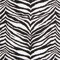 Tunisia Black by Premier Prints - Drapery Fabric