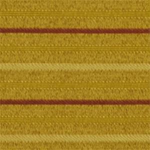 French Stripe RR Sunrise Gold Stripe Drapery Fabric by Robert Allen