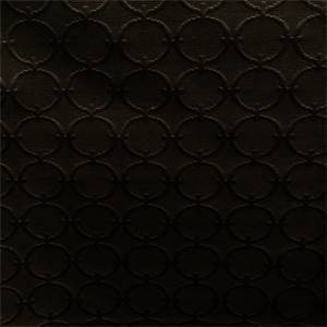 M9791 Graphite Black Matelasse Upholstery Fabric by Barrow Merrimac