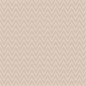 03358 Natural Chevron Stripe Drapery Fabric