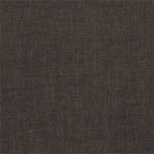 03351 Charcoal Solid Dark Grey Linen Look Drapery Fabric by Fabricut