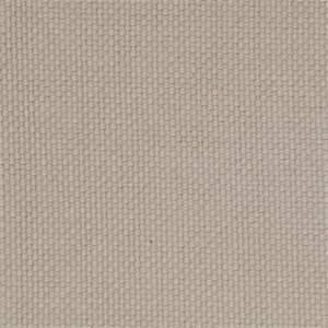 Maisey Linen Solid Tan Cotton Basketweave Look Upholstery Fabric