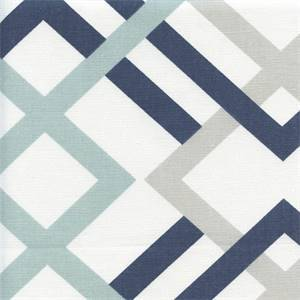 Winston Premier Navy Contemporary Drapery Fabric by Premier Prints 30 Yard Bolt