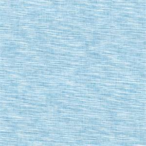 D3089 Grasscloth Glacier Blue Drapery Fabric By Roth & Tompkins