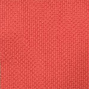 Maisey Rosa Pink Basketweave Look Dobby Cotton Upholstery Fabric