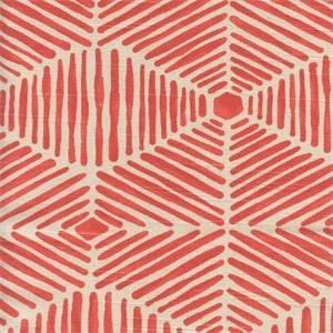 Heni Salmon Natural Slub Contemporary Drapery Fabric by Premier Prints 30 Yard Bolt