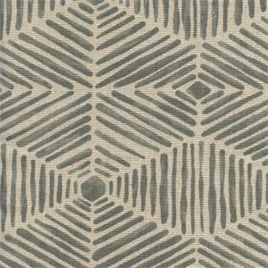 Heni Summerland Grey Loni Contemporary Drapery Fabric by Premier Prints 30 Yard Bolt