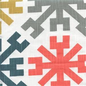 Mayan Kenshaw Miller Contemporary Drapery Fabric by Premier Prints 30 Yard Bolt