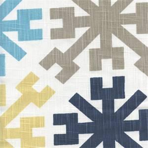 Mayan Dallas Miller Contemporary Drapery Fabric by Premier Prints 30 Yard Bolt