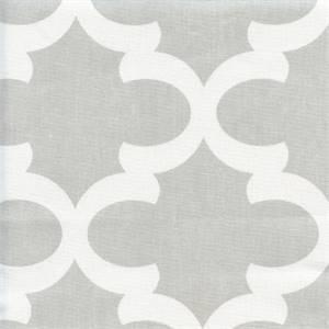 Fynn French Grey Contemporary Drapery Fabric by Premier Prints 30 Yard Bolt