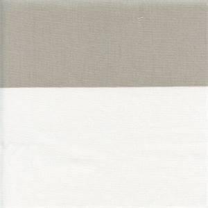 Cabana Ecru Stripe Drapery Fabric by Premier Prints 30 Yard Bolt