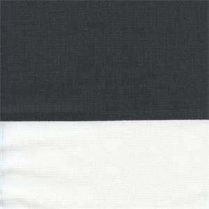 Cabana Shadow Black Stripe Drapery Fabric by Premier Prints 30 Yard Bolt