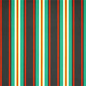 TC Toma Fiesta Multi Stripe Indoor Outdoor Upholstery Fabric by ...