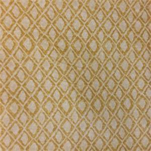 El Tora Cliffside Acacia Gold Geometric Diamond Linen Blend Drapery Fabric by Swavelle Mill Creek