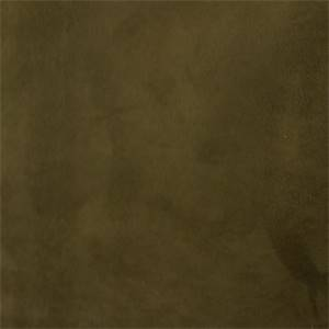 Bulldozer Suede Olive Solid Green Faux Suede Upholstery Fabric