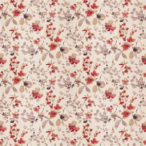03511-VY Poppy Floral Drapery Fabric by Trend Fabrics