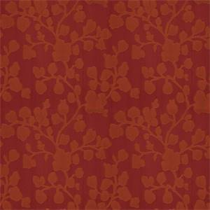 03500-VY Spice Floral Drapery Fabric by Trend Fabrics