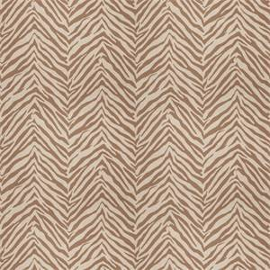 03509-VY Earth Animal Print Drapery Fabric by Trend Fabrics