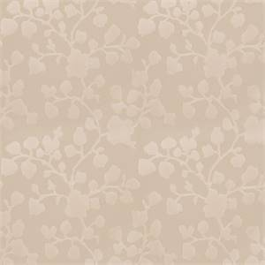 03500-VY Ivory Floral Drapery Fabric by Trend Fabrics