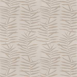 03515-VY Natural Floral Drapery Fabric by Trend Fabrics