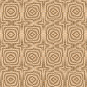 03501-VY Umber Circle Upholstery Fabric by Trend Fabrics
