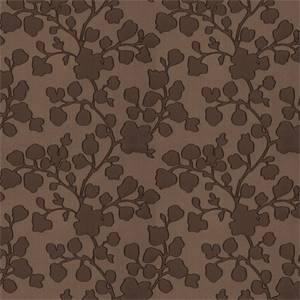 03500-VY Bark Floral Drapery Fabric by Trend Fabrics
