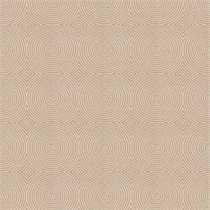 03502-VY Natural Sparkle Circle Upholstery Fabric by Trend Fabrics