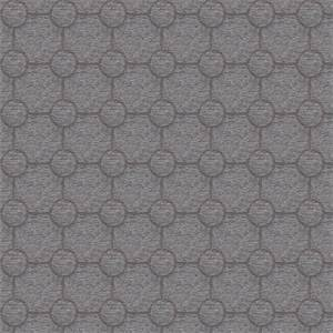 03495-VY Charcoal Embroidered Upholstery Fabric by Trend Fabrics