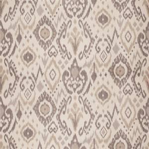 03510-VY Elephant Ikat Drapery Fabric by Trend Fabrics