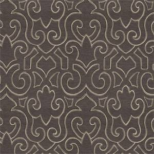 03513-VY Charcoal Contemporary Upholstery Fabric by Trend Fabrics