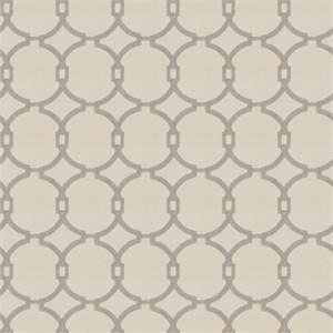 03496-VY Grey Embroidered Drapery Fabric by Trend Fabrics