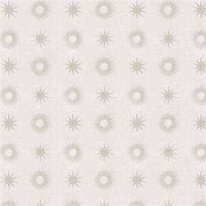 03498-VY Silver Contemporary Drapery Fabric by Trend Fabrics