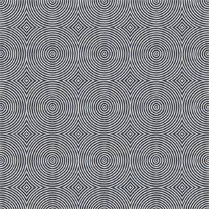 03501-VY Blue Circle Upholstery Fabric by Trend Fabrics