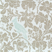 Barber Powder Blue by Premier Prints - Drapery Fabric
