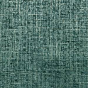 R-Edward Laguna Solid Blue Linen Look Upholstery Fabric