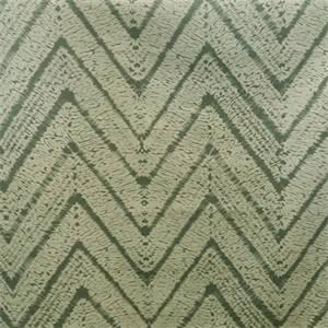 Matthew Grey Chevron Stripe Cotton Drapery Fabric