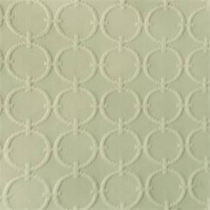M9791 Frost Green Matelasse Upholstery Fabric by Barrow Merrimac