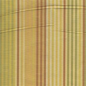 Thorp Golden Striped Faux Silk