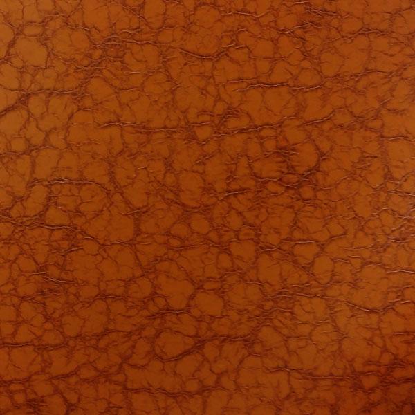 Arizona Fino Rust Orange Vinyl Upholstery Fabric
