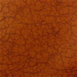 Arizona Fino Rust Orange Vinyl Upholstery Fabric 57328