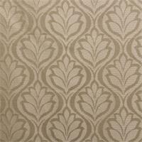 Herbal Linen Tan Floral Drapery Fabric by Richloom Platinum Fabrics