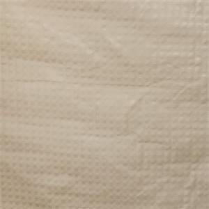 Hewitt Ivory Square Dot Design Faux Silk Drapery Fabric