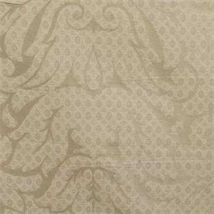 Thoreau Pebble Gray Floral Drapery Fabric