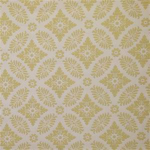 Enchanting Sprout Green Floral Upholstery Fabric