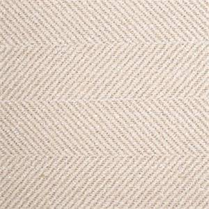 Jumper Bisque Cream Herringbone Upholstery Fabric