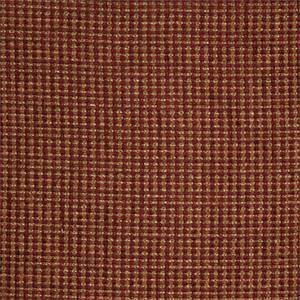 Garnet Raja Red Chenille Tweed Upholstery Fabric