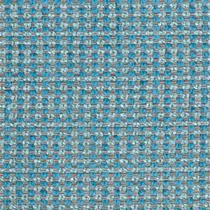 Garnet Turquoise Blue Chenille Tweed Upholstery Fabric