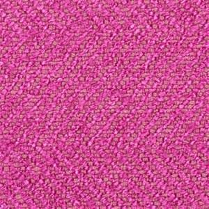 Jumper Petunia Pink Herringbone Upholstery Fabric