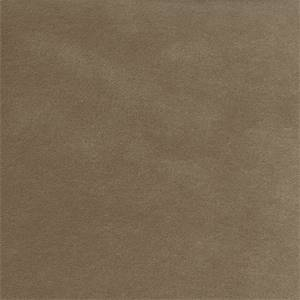 Banks Toffee Solid Brown Velvet Upholstery Fabric