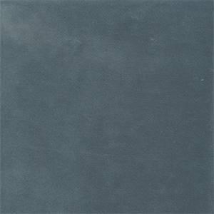 Banks Calypso Solid Blue Velvet Upholstery Fabric